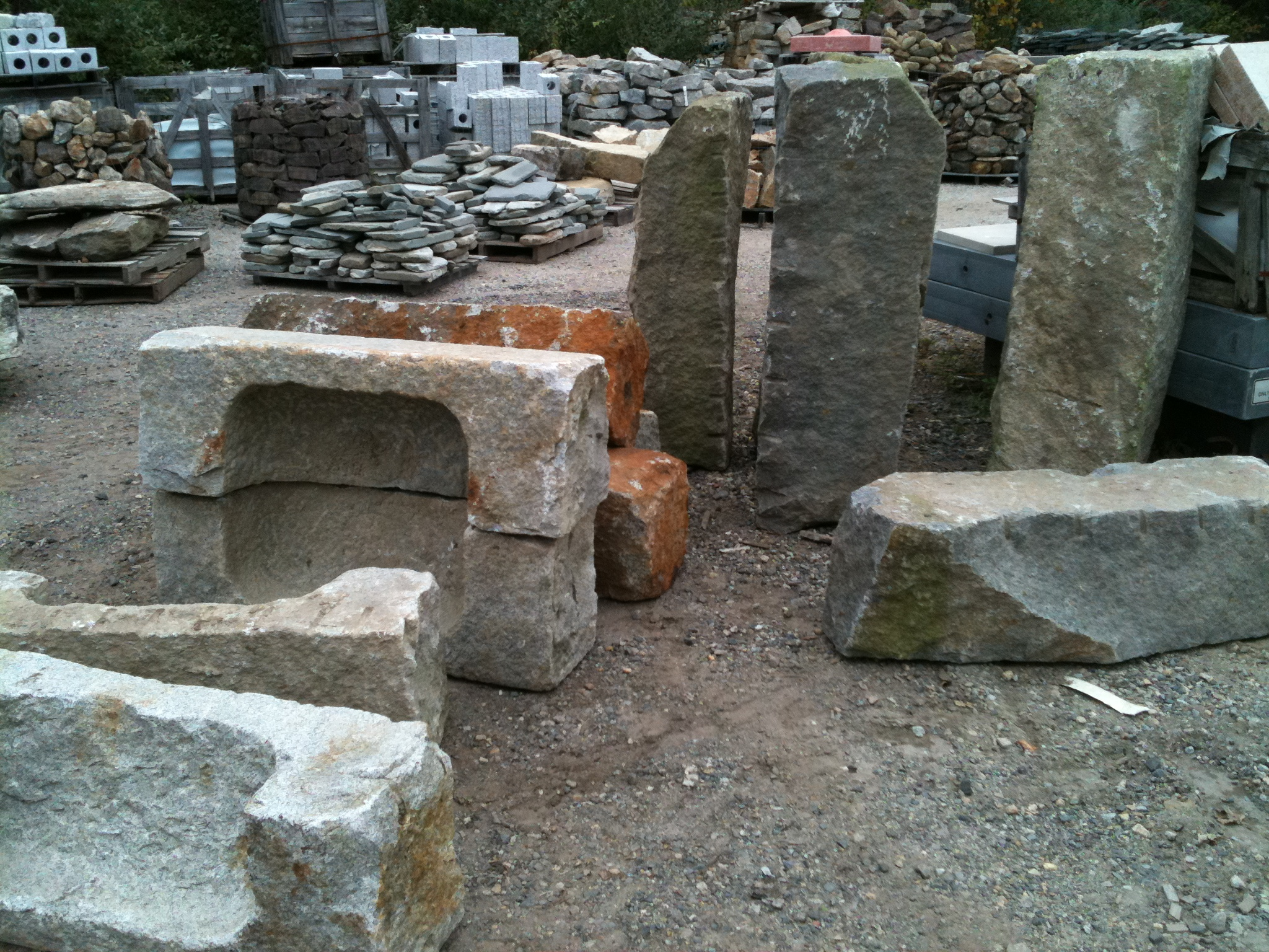 We Buy Old Granite And New England Fieldstone Stone Of